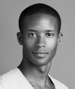 Asberry headshot 2010 - 11 B&W