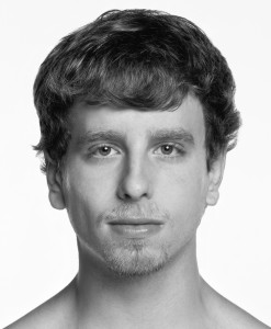 Bocconi, Anthony B&W headshot 2014 (Photo Eduardo Patino)