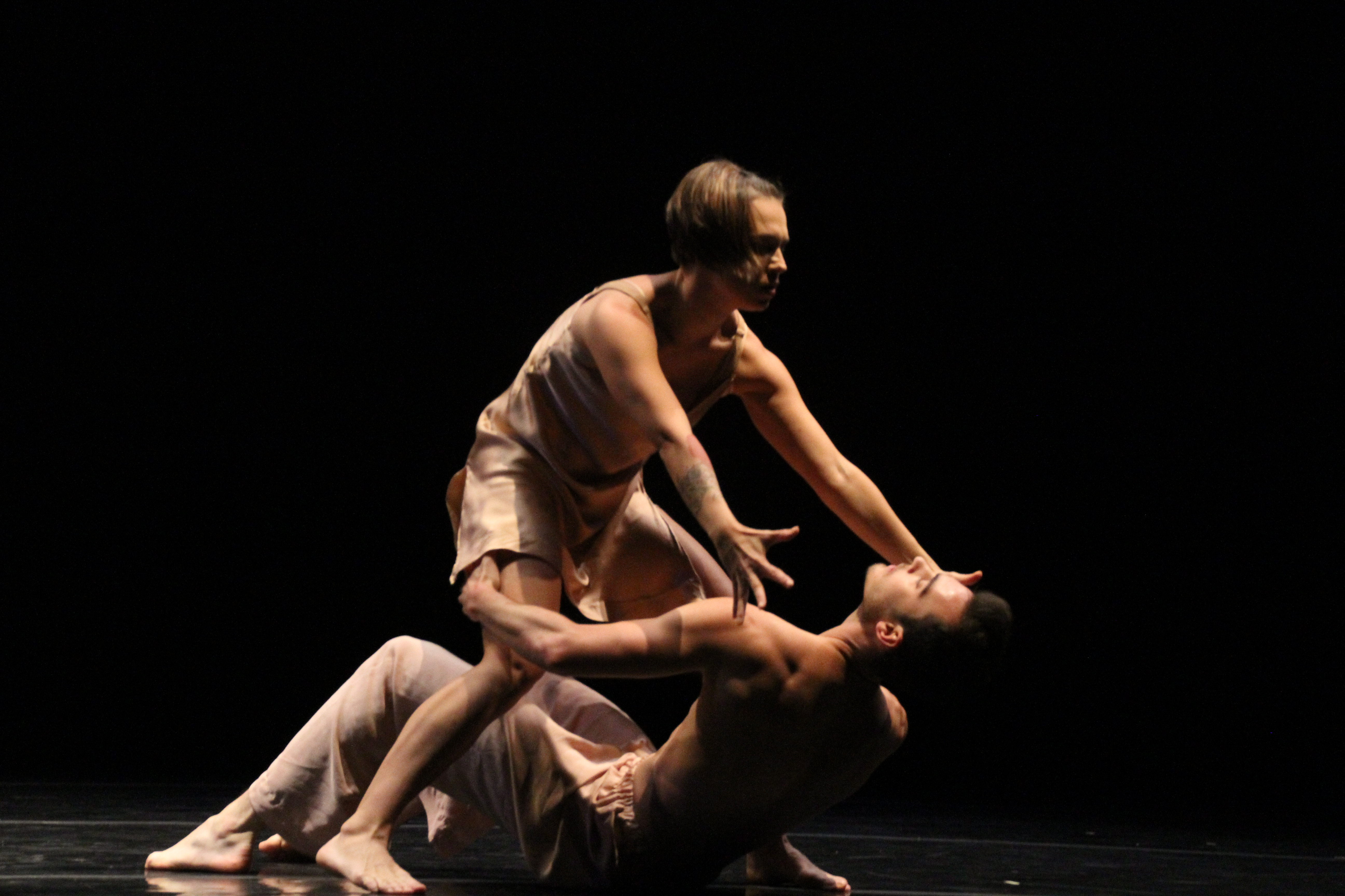 The Time Before the Time After, Photo by Phyllis A. McCabe. Dancers: Katarzyna Skarpetowska, Reed Luplau.